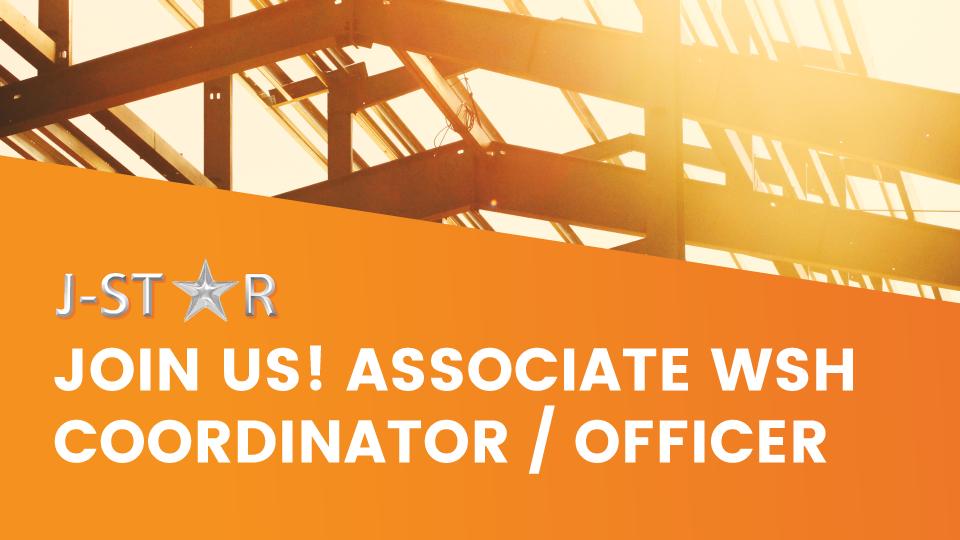 Associate WSH Coordinator/Officer